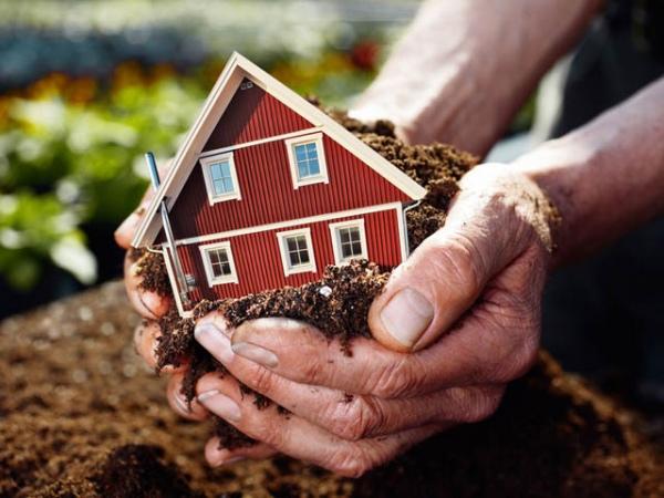 приватизация земли под квартирой в доме глазах Элвина