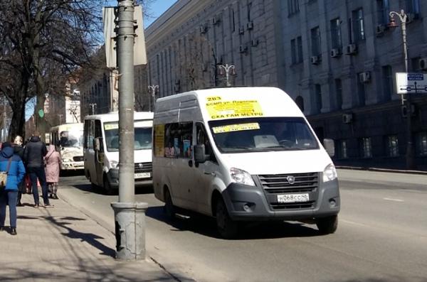 Курские перевозчики объяснили плохую работу транспорта по вечерам нехваткой водителей