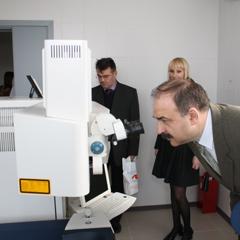 Офтальмологический центр оснащен новейшим оборудованием европейского и японского производства