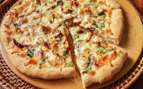 Пицца на кефире лучшая