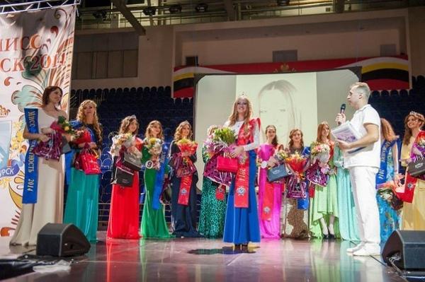 """Мисс Курск-2014"" выиграла красавица из Железногорска"