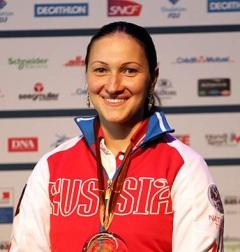 Курянка завоевала бронзу Чемпионата Европы по фехтованию