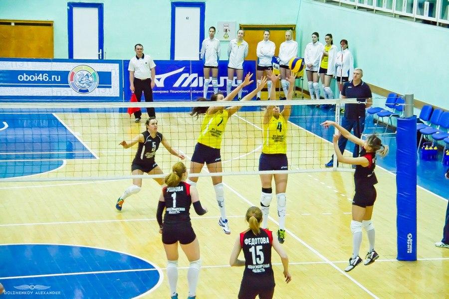 Волейболистки курского «Политеха» примут аутсайдера турнира