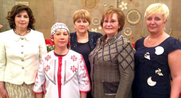 Курянки отметили 25-летие Союза женщин России