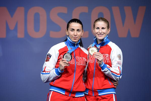 Курская рапиристка стала чемпионкой мира по фехтованию