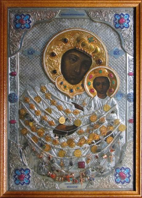 Жители Курска смогут поклониться Пряжевской чудотворной иконе