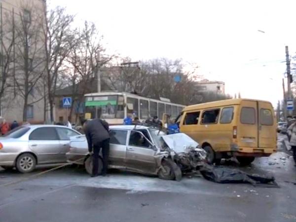 ВКурске врайоне КЗТЗ произошла серьезная авария, есть жертвы