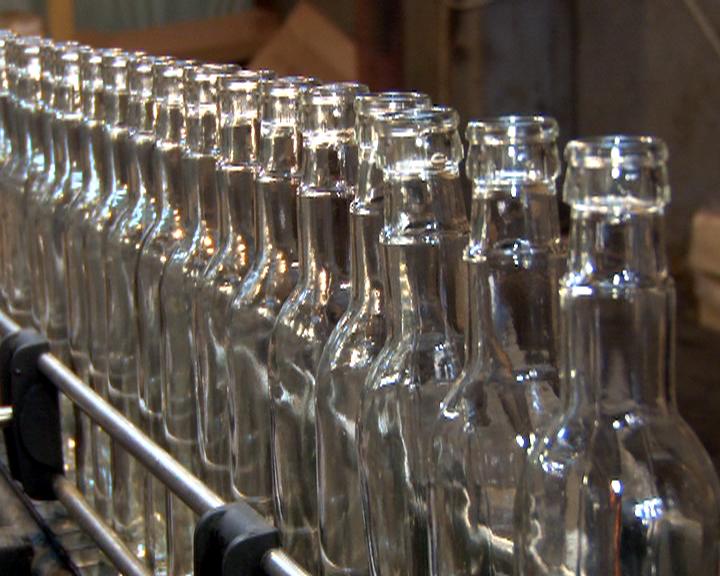 ВКурской области найден цех попроизводству контрафактного алкоголя