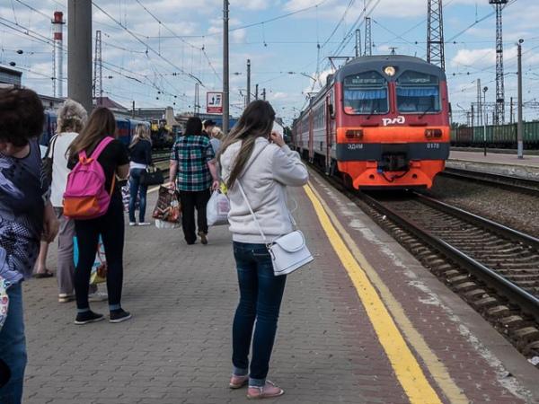 «Остановки по требованию» исключат из расписания пригородных поездов МЖД с 19 апреля