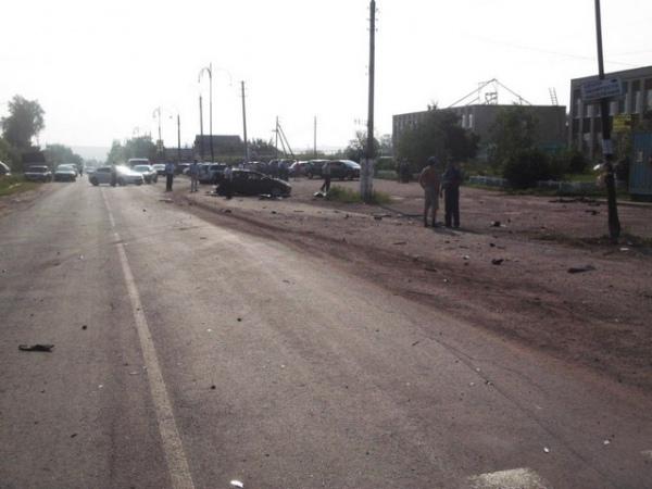ВКурской области погибли двое полицейских