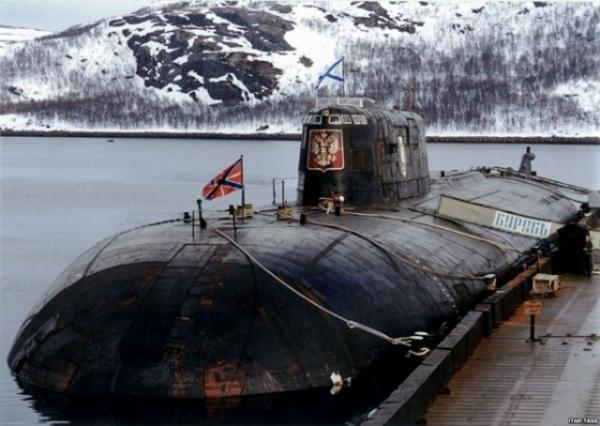 Сегодня вМурманской области почтут память экипажа подлодки «Курск»