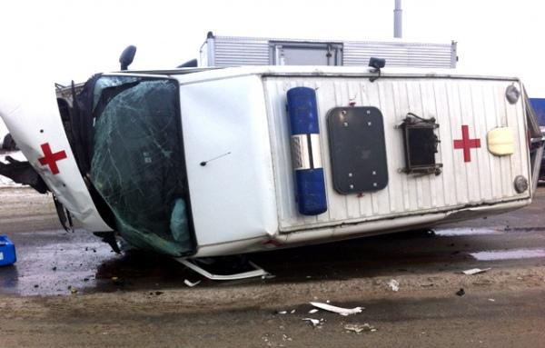 Под Курском засмерть пациента осужден шофёр  скорой