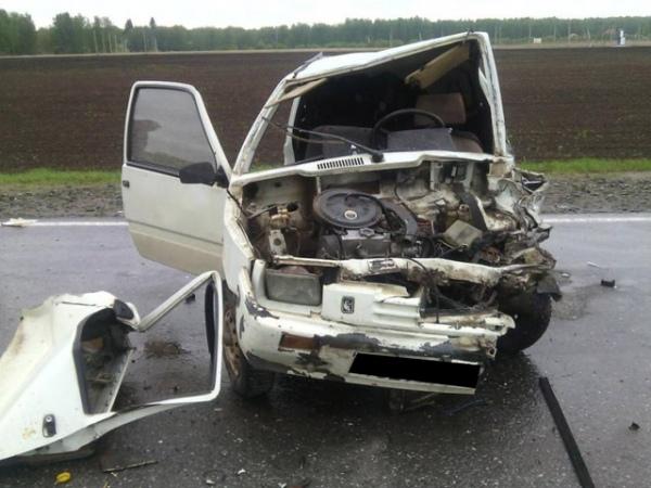 ВКурской области нетрезвый шофёр угробил пассажирку