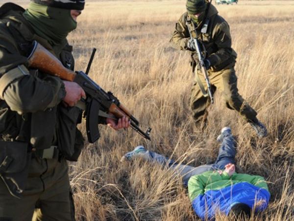 НаКурской границе схвачен нелегал-рецидивист