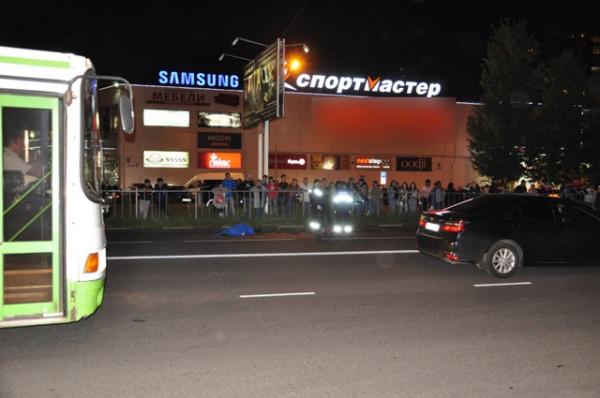 ВКурской области нетрезвый шофёр сбил 2-х велосипедистов, умер 51-летний мужчина