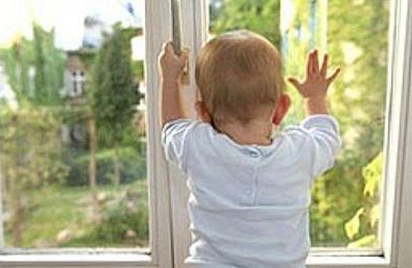 ВКурске пофакту падения ребенка счетвертого этажа проводится доследственная проверка