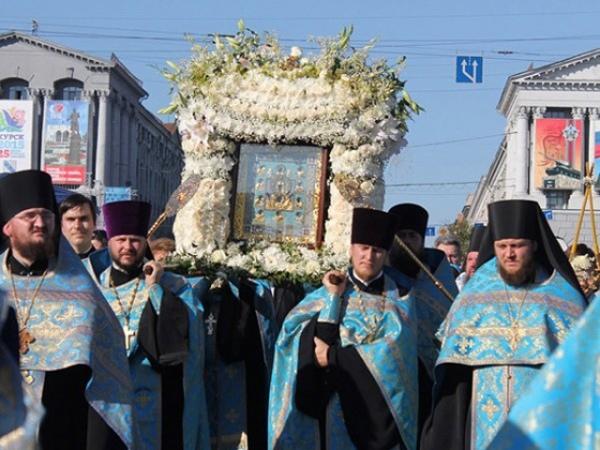 Мордовия готовится встречать великую святыню— икону Божией Матери «Знамение»