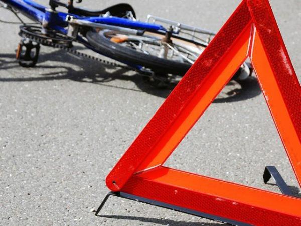 ВКурской области шофёр «Хонды» на«зебре» сбил 9-летнего велосипедиста