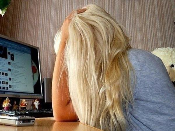 Неизвестный житель устроил всоцсети секс-шантаж 12-летней курянки