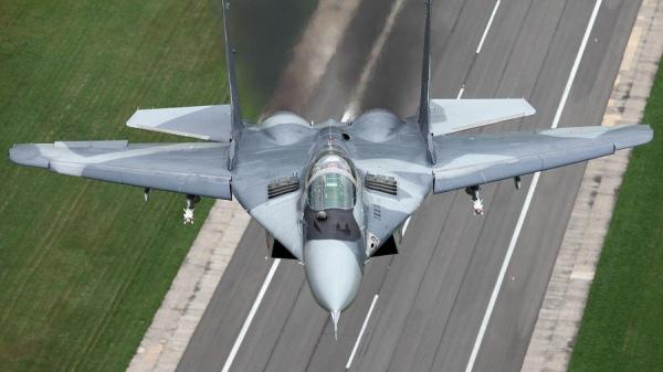 Курские летчики-истребители приступили кперебазированию вКалининградскую область