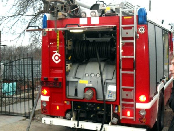 ВКурске пожарные вывели изгорящей многоэтажки 14 людей