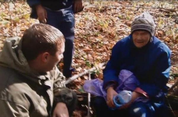 ВКурской области пенсионерка три блуждала полесу