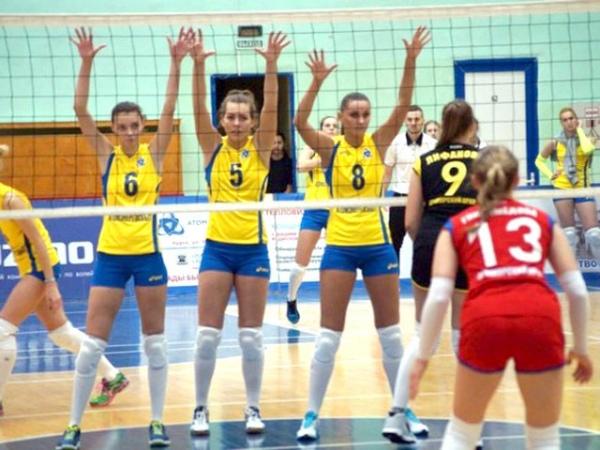 Курский «Политех» обменялся победами с«Приморочкой»