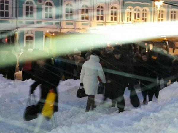 ВУфе ожидаются морозы до-20°С