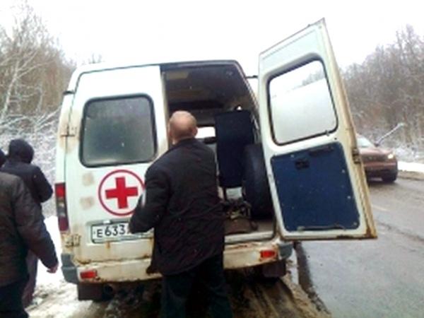 ВКурской области столкнулись ВАЗ иКАМАЗ: погибли три человека