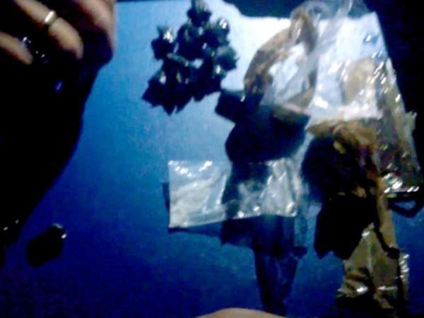 Под Курском схвачен наркокурьер изсоседнего региона с40 дозами «соли»