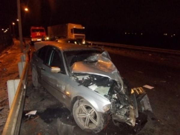 Втройном ДТП, произошедшем вКурске, умер один человек