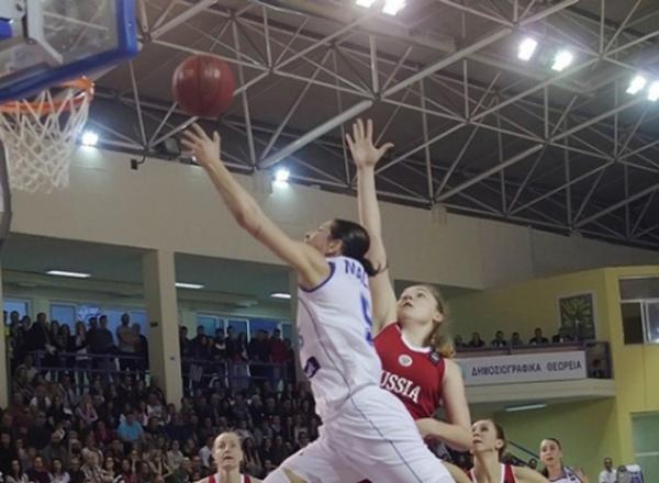 Женская сборная побаскетболу выиграла вКурске