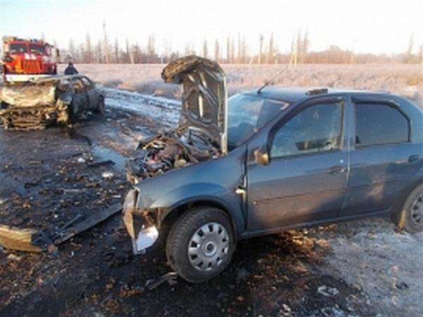 ВКурском районе вДТП ранены восемь человек