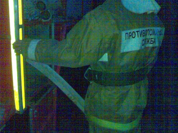 ВКореневском районе Курской области ночью горела аптека