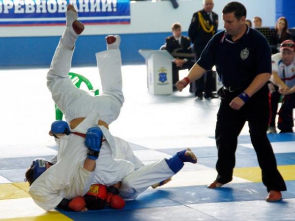 Беловчанин Роман Копылов стал чемпионом Российской Федерации порукопашному бою