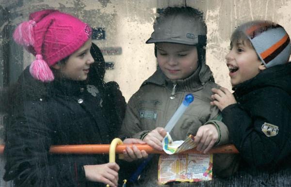 Курская Дума отменила бесплатный проезд школьников, агорсобрание Курска ввело