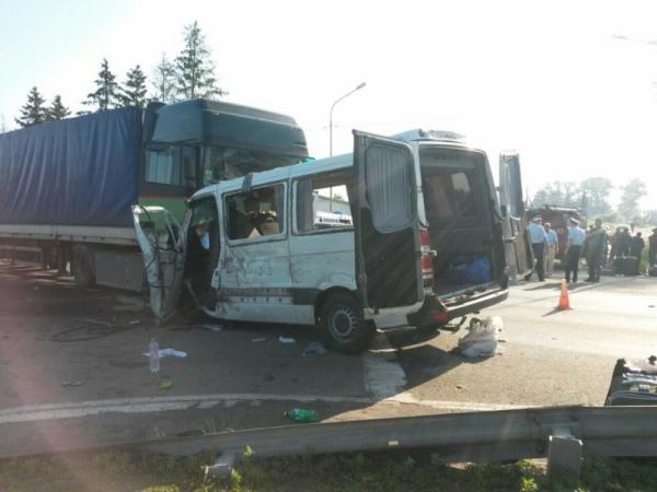 Осудили украинца, повине которого вДТП вКурской области погибли люди