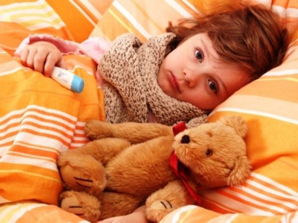 Занеделю число липчан, заболевших гриппом иОРВИ, уменьшилось вдвое