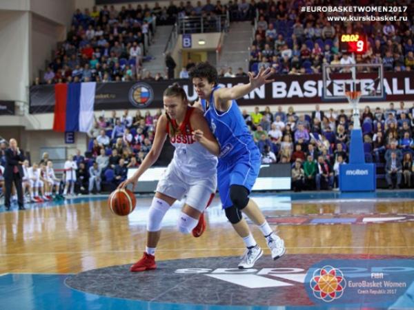 Екатеринбург может принять женский чемпионат Европы побаскетболу