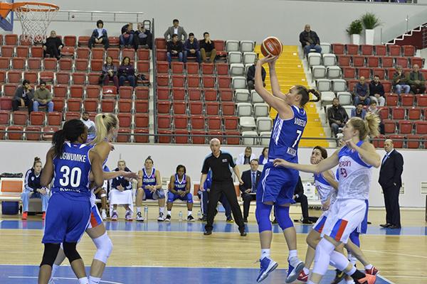 КурскийБК «Динамо» снова победил вЕвролиге