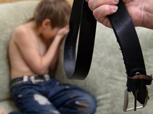 Задержана курянка, истязавшая своего 10-летнего сына