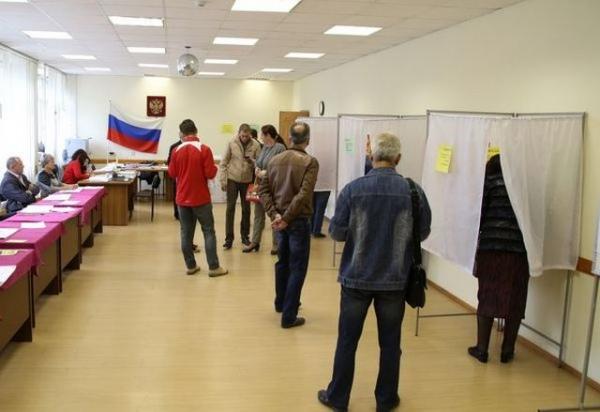 В Курской области установлена численность избирателей