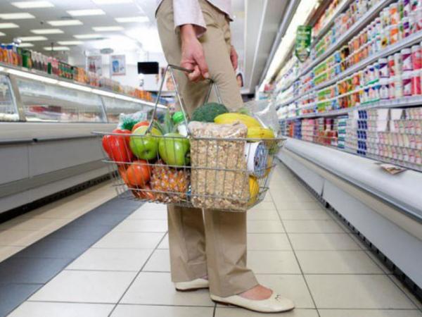 В Курской области продуктовая корзина остается самой дешевой в стране