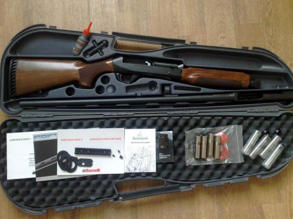 ВКурске парень похитил издома разлучницы оружие. Его ожидает суд