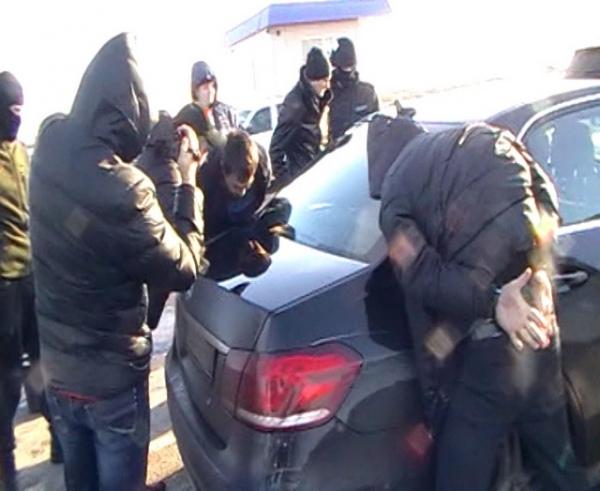 Милиция задержала вКурске 2-х уголовных авторитетов