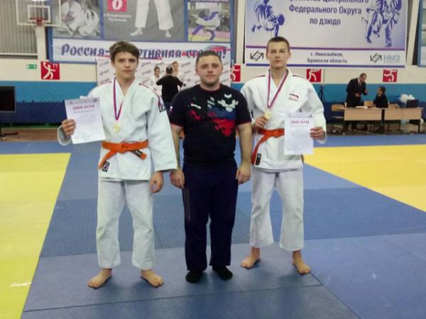 Тверские спортсмены привезли 16 наград с главенства ЦФО подзюдо