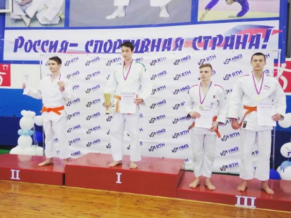 Владимирский боксер одержал победу наПервенстве ЦФО