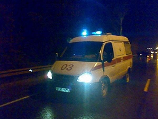 ВКурске вчера шофёр Рено сбил школьницу. Она переходила дорогу на«красный»