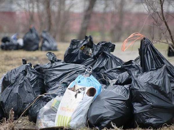 Сулиц Курска задва дня вывезли 870 кубометров мусора