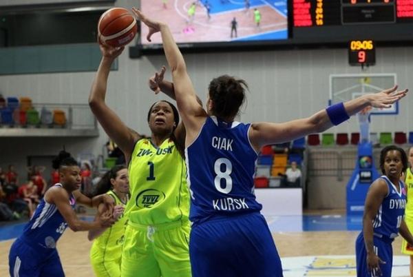 Баскетболистки «Надежды» проиграли «Праге» инесмогли выйти в«Финал четырех» Евролиги